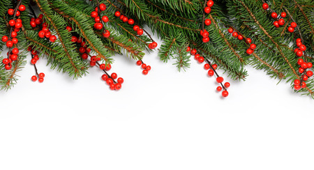 Photo for Christmas frame - Royalty Free Image