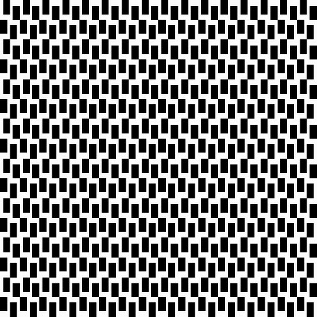 Illustration pour Seamless monochrome abstract pattern on a white background. High-quality vector illustration for your design. - image libre de droit