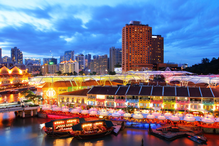 Photo for Singapore city - Royalty Free Image