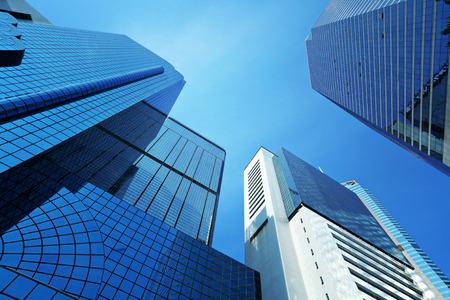 Foto de Corporate building to sky - Imagen libre de derechos