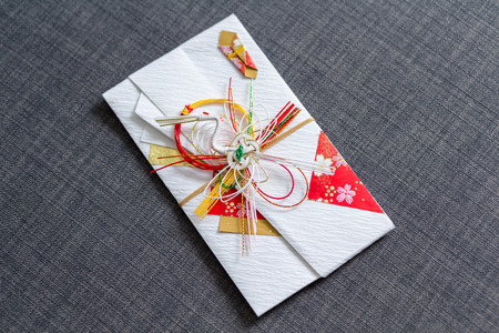 Japanese envelope