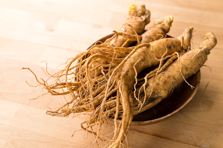 Photo for Ginseng Close up - Royalty Free Image
