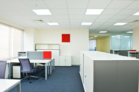 Photo for modern office interior. - Royalty Free Image
