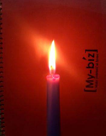 Photo pour candle - image libre de droit