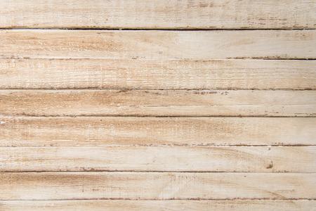 Foto de brown rustic wooden background with horizontal planks - Imagen libre de derechos