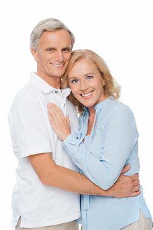 Foto de senior couple - Imagen libre de derechos
