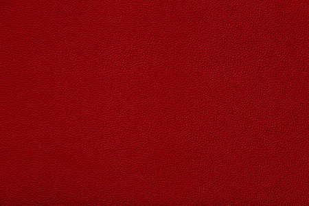 Photo for close up view of red leather fabric texture - Royalty Free Image