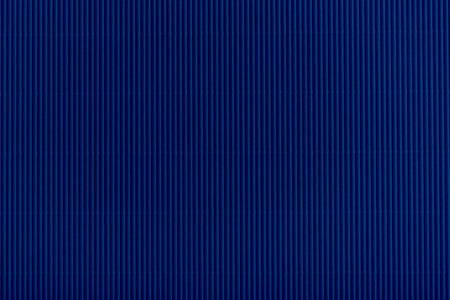 Foto de close up view of dark blue cardboard texture - Imagen libre de derechos