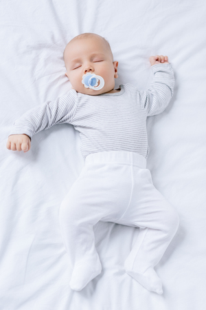 Photo for sleeping baby - Royalty Free Image