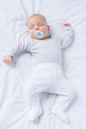 Photo pour sleeping baby - image libre de droit