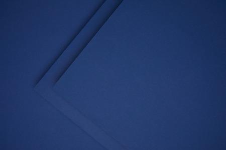 Foto de dark blue geometric paper background - Imagen libre de derechos