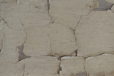 Photo pour close-up view of old grey weathered wall texture - image libre de droit