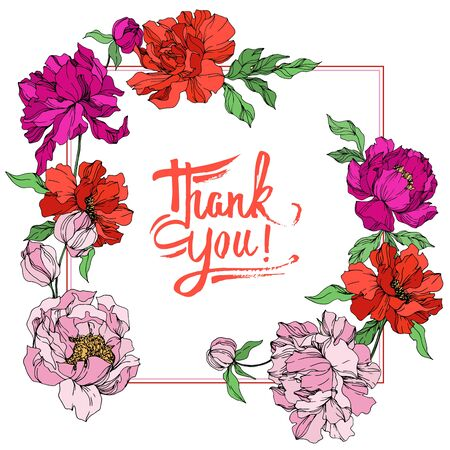 Foto für Vector Flax floral botanical flowers. Golden engraved ink art. Wedding background card floral decorative border. Thank you, rsvp, invitation elegant card illustration graphic set banner. - Lizenzfreies Bild