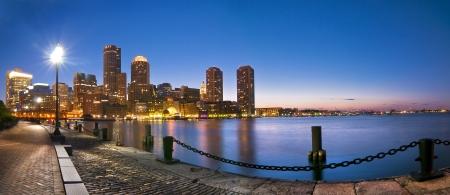 Photo pour Boston Skyline - image libre de droit