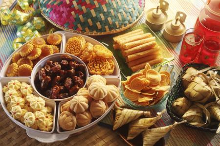 Foto de group shot of cookies - Imagen libre de derechos