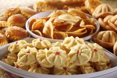 Foto de malay cookies - Imagen libre de derechos