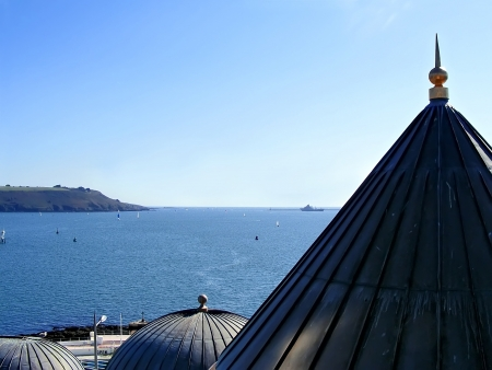 Dome in Plymouth