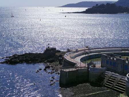 Port in Plymouth