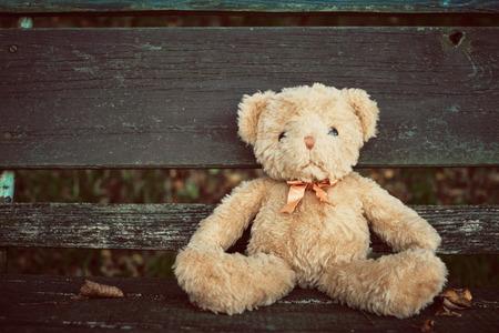 Photo pour Teddy bear - image libre de droit
