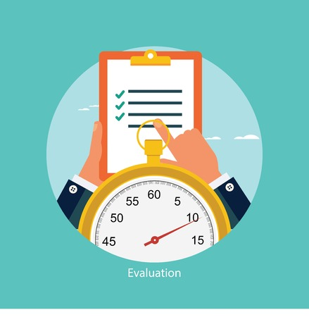 Illustration pour Time management concept - image libre de droit