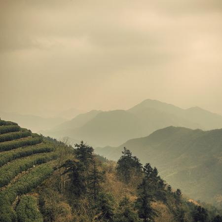 Photo pour mountains scenery - image libre de droit