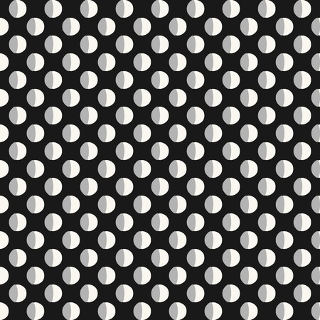 Illustration pour Seamless pattern, stylish background, modern texture, abstract lines. - image libre de droit