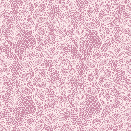 Illustration pour seamless lace pattern - image libre de droit