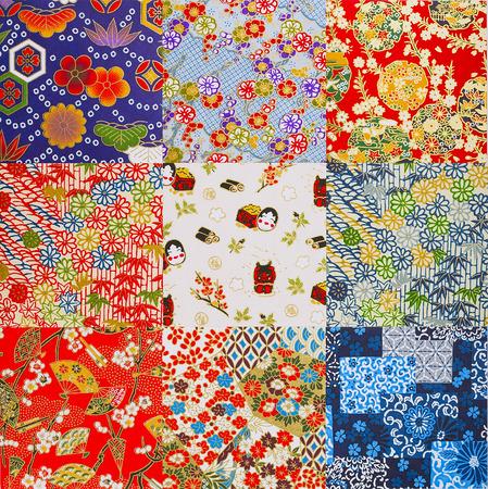 Foto de Japanese style paper texture - Imagen libre de derechos