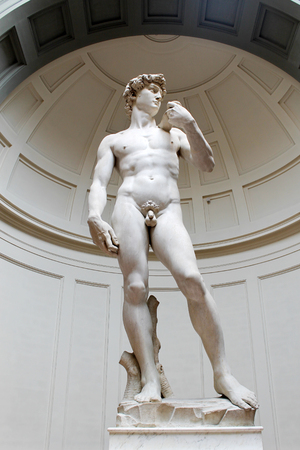 Photo for David by Michelangelo, Florence. Italy. - Royalty Free Image