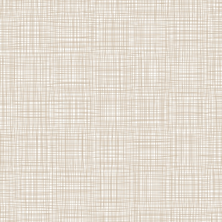 Background With Threads, Natural Linen.  Illustration