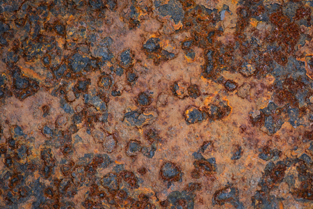 Photo for Old grunge rustic metal texture background - Royalty Free Image
