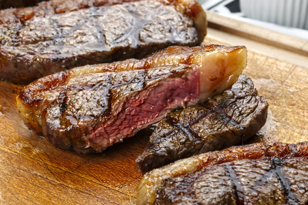 Photo for Grilled picanha, traditional Brazilian cut! - Royalty Free Image