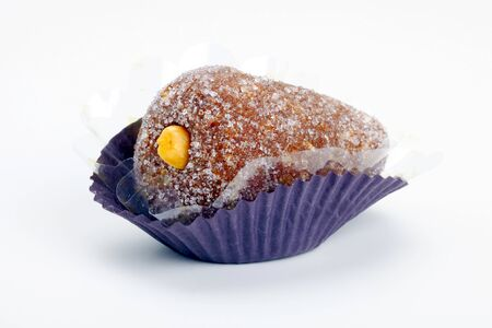 Photo for delicious Brazilian sweets called cajuzinho - Royalty Free Image