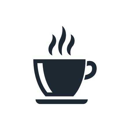 Ilustración de coffe cup icon - Imagen libre de derechos