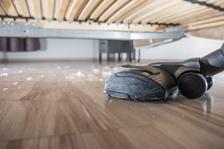 Photo for Dust and dirt dirt under the bed - Royalty Free Image
