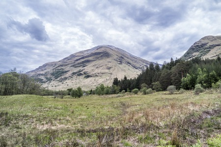 Photo for Ben Nevis seen from the south, Scotland - Royalty Free Image