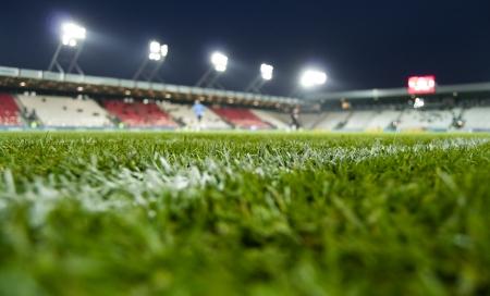 News stadium of Cracovia