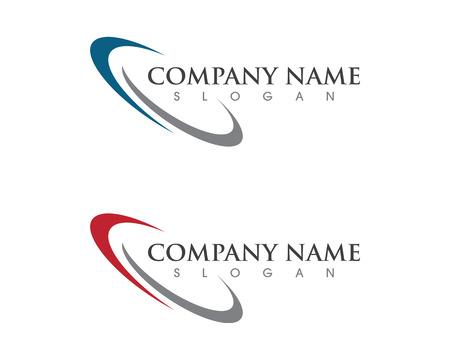 Illustration for Faster Logo Template vector icon illustration design - Royalty Free Image