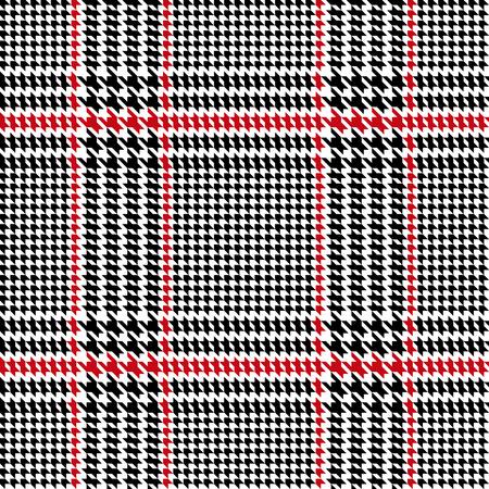 Illustration pour Check Fashion Seamless Pattern - image libre de droit