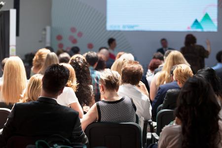 Foto de Business workshop participants - Imagen libre de derechos