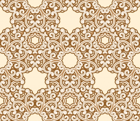 Illustration for Seamless lace pattern - Royalty Free Image