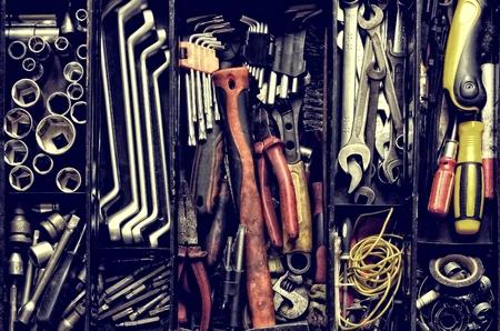 Photo pour Tool Box. - image libre de droit