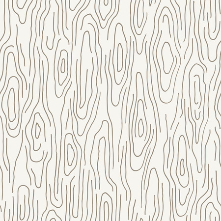 Illustration for Seamless hand drawn wood texture - Royalty Free Image