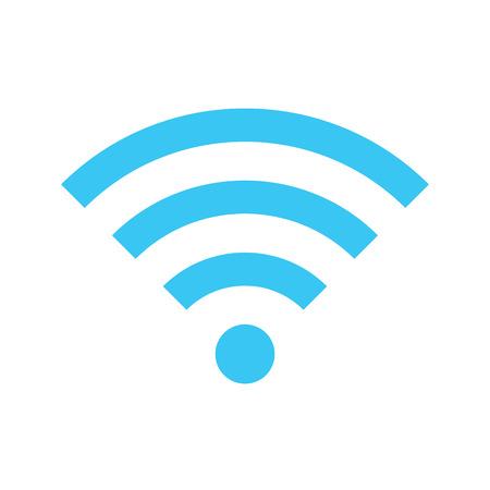 Illustration pour Wireless Network Icon - image libre de droit