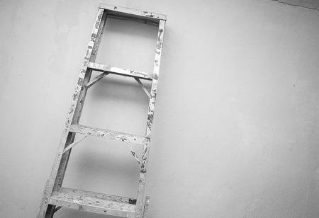 aluminum ladder fot the contruction