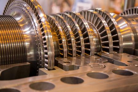 Foto de Open turbine - Imagen libre de derechos