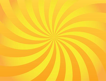 Ilustración de shiny sun vector ray background - Imagen libre de derechos