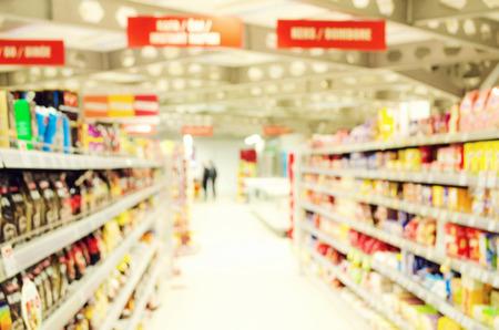Photo pour Supermarket - image libre de droit