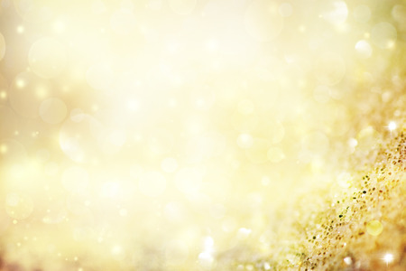 Photo pour Abstract holiday background, beautiful shiny Christmas lights, glowing magic bokeh. - image libre de droit