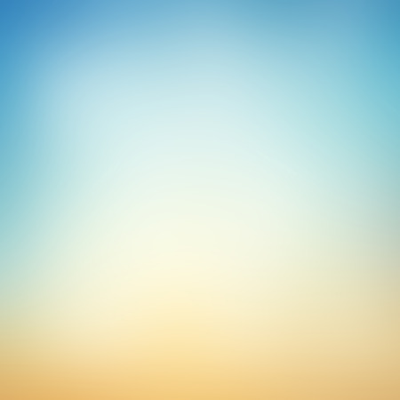 Foto de background color gradient from blue to orange - Imagen libre de derechos